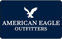 American Eagle Gift Card Collection