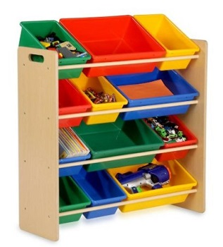 Honey-Can-Do Storage Bins for Toys