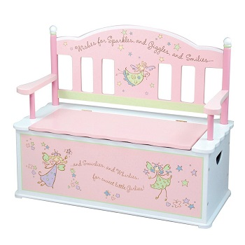 little girls toys need a toy chest for girls to give those toys a home. Black Bedroom Furniture Sets. Home Design Ideas