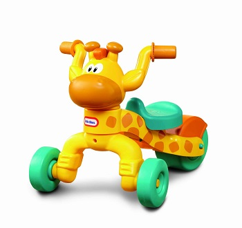 Little Tikes Go and Grow Lil Rollin Giraffe Push and Ride Toy