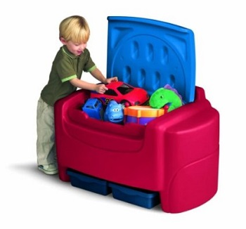 Little Tikes Toy Chest For Boys