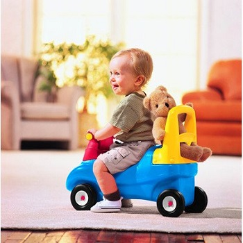 Little Tikes Push and Ride Racer Toy