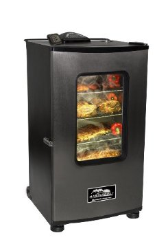Masterbuilt 30 Smokehouse Smoker with Window and RF Controller best Christmas gift for boyfriend with remote control