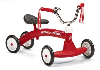 Radio Flyer Scoot About Tricycle
