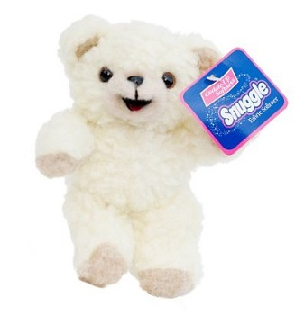Snuggle Teddy Bear Mini