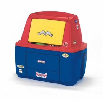 Speedway Toy Chest for Boys