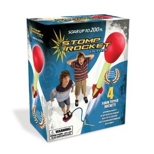 Ultra Stomp Rocket Fun Game
